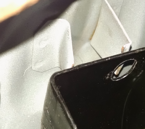 M M Portable Welding. Broken thin guage clutch pedal bracket left my truck stranded.