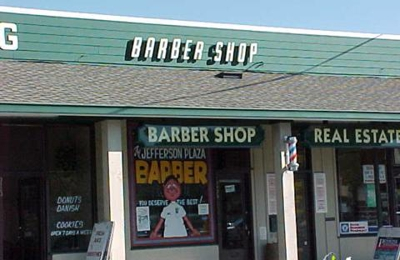 Jefferson Plaza Barber Shop - Redwood City, CA