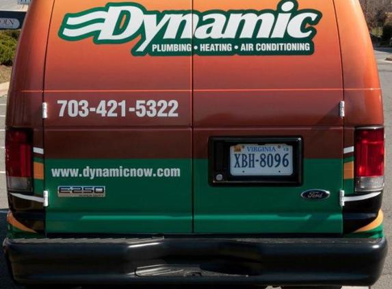 Dynamic Plumbing, Heating & A/C - Sterling, VA