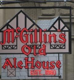McGillin's Olde Ale House - Philadelphia, PA