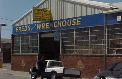 Fred's Wrenchouse - Alameda, CA