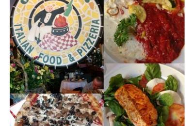 Giorgio's Italian Food & Pizzeria - San Jose, CA. Delicioso