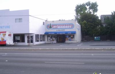 Redwood Minimarket - Redwood City, CA