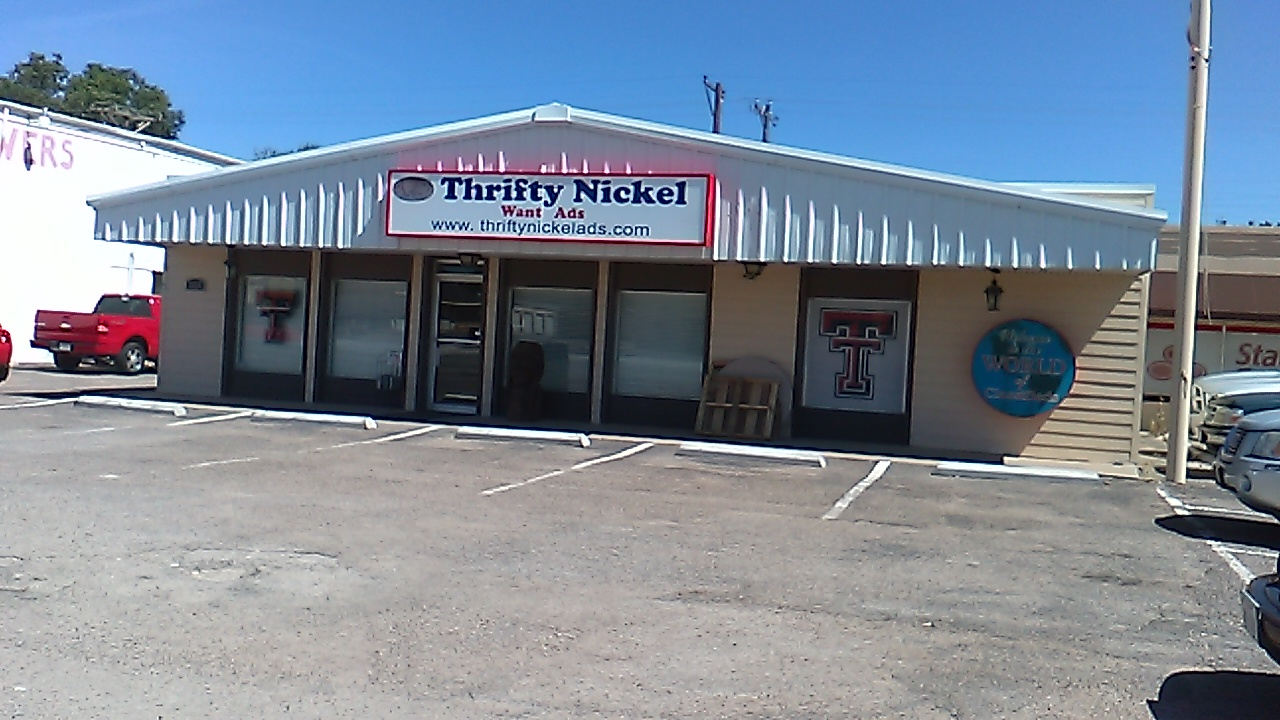 Thrifty Nickel 3524 34th St, Lubbock, TX 79410 - YP com