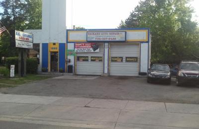 Packard Auto Repair - Ann Arbor, MI