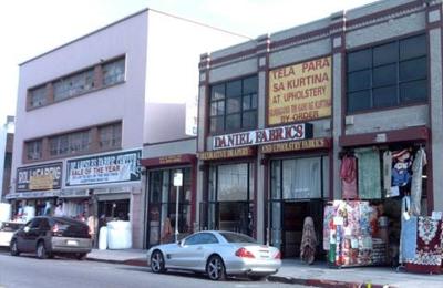 Luxury Fabrics & Accessories Inc - Los Angeles, CA