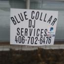 BLUE COLLAR DJ SERVICE.