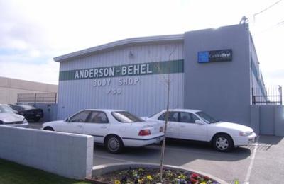 Anderson Behel Body Shop - Santa Clara, CA