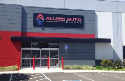 Allied Auto Stores - Fremont, CA