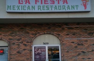 La Fiesta Mexican Restaurant - Saint Louis, MO. South Lindbergh near Ci Ci's Pizza.