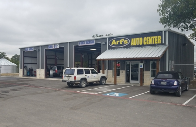 Arts auto center - Marion, TX