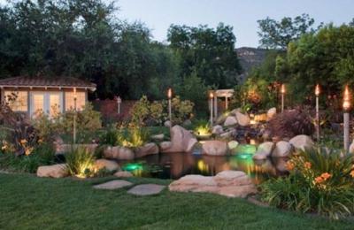 San Diego Pond U0026 Garden   Poway, ...