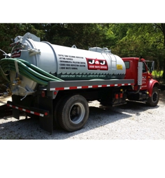 J & J Liquid Waste Services LLC - Septic and Sewer Cleaning - Townville, SC