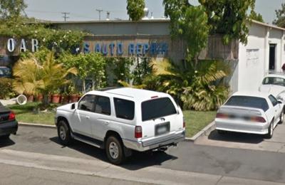 Ortegas Auto Repair 2911 Oak St Santa Ana Ca 92707 Yp Com