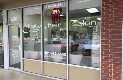 Infinity Hair Salon   Palm Beach Gardens, FL