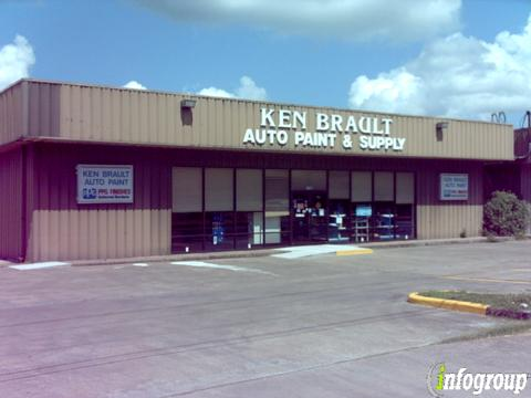 Brault Auto Paint Supply Houston Tx