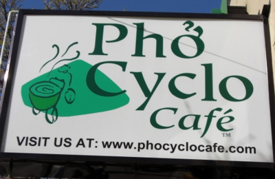 Pho Cyclo Cafe - Seattle, WA