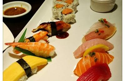 Kabuki Anese Restaurant Pasadena Ca Orted Sushi Plate