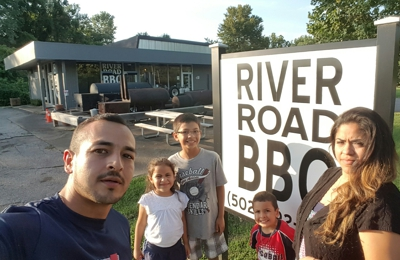 River Road BBQ - Louisville, KY. The Camacho's in Louisville KY