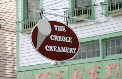 Creole Creamery - New Orleans, LA