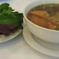 Green Leaves Vegan - Los Angeles, CA. Silver Noodle Soup