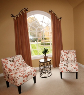 Camille Moore Window Treatments & Custom Bedding