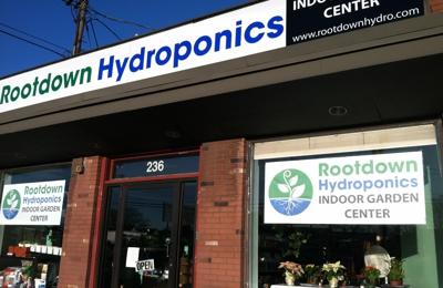 Rootdown Hydroponics Indoor Garden Center - Medford, MA