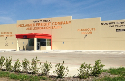 Unclaimed Freight - Haslet, TX