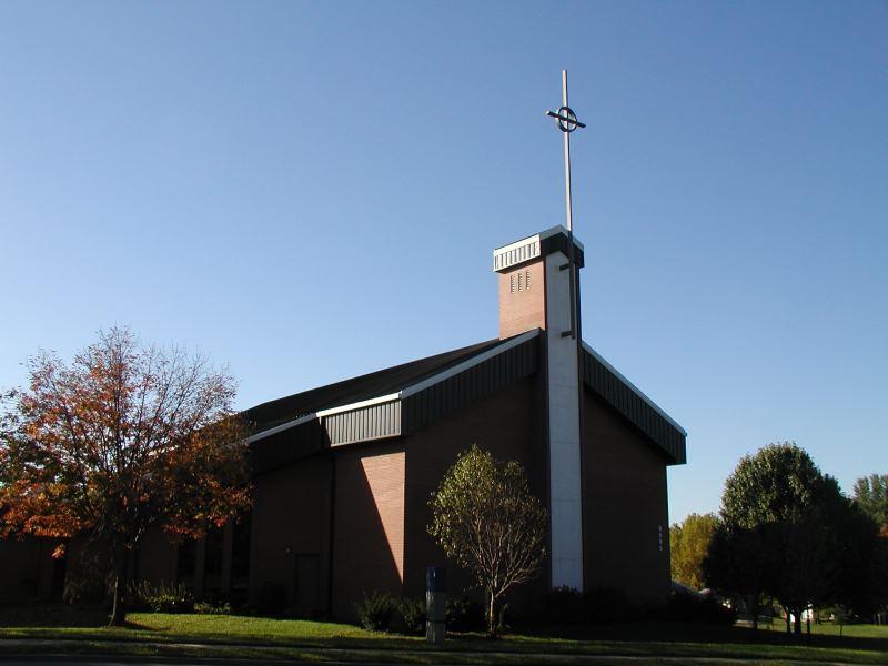 Knox Presbyterian Church 9595 W 95th St Overland Park Ks