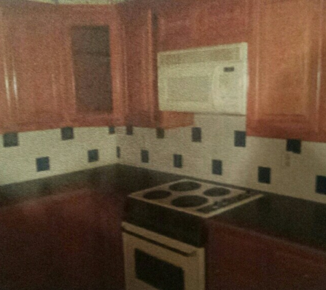 All About Construction - Choctaw, OK. Before- Kitchen.