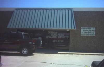 German European Imports - Plano, TX