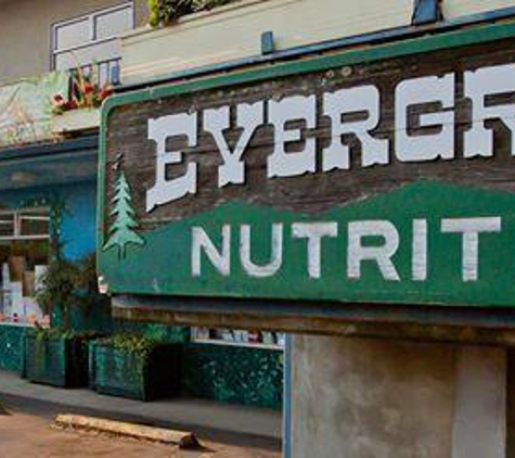 Evergreen Nutrition - Eugene, OR