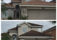 Allied Roof Cleaning - Fort Myers, FL. Ft Myers before and after pictures