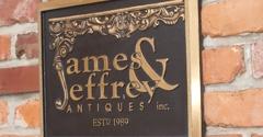 James & Jeffrey Antiques - Showroom - West Palm Beach, FL