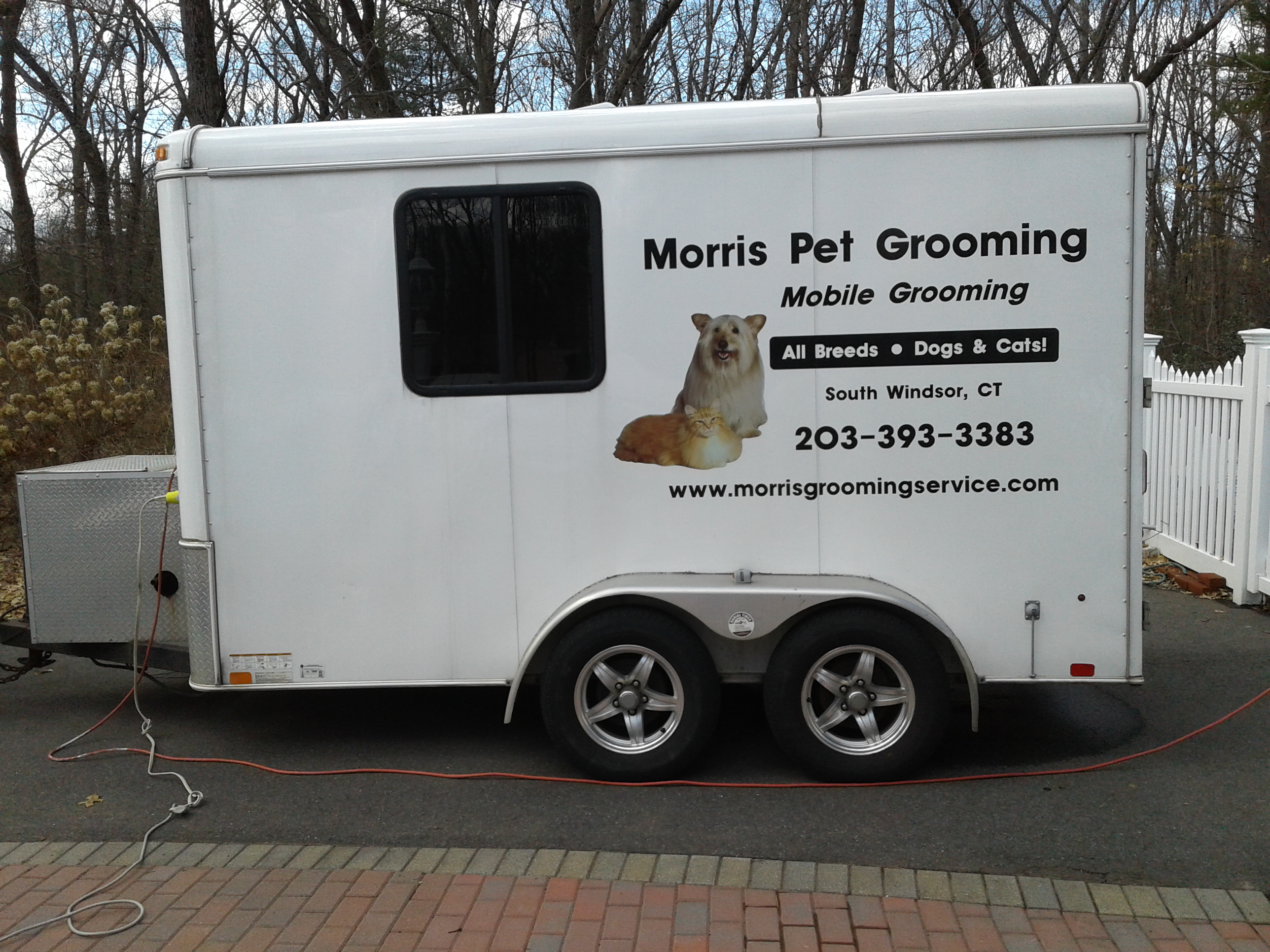 Mobile Dog Grooming Ct