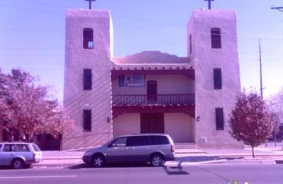 St Francis Xavier Church - Albuquerque, NM
