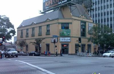 Myung Dong Kyoja Restaurant - Los Angeles, CA