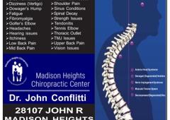 Madison Heights Chiropractic - Madison Heights, MI