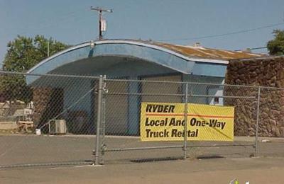 Budget Truck Rental - Roseville, CA