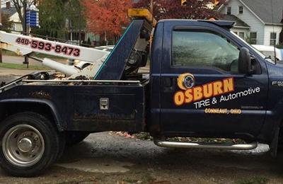 Osburn Tire, Automotive & Towing. Osburn Towing