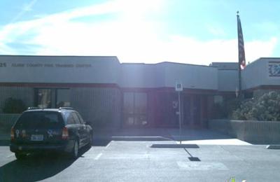Clark County Fire Department Training - Las Vegas, NV