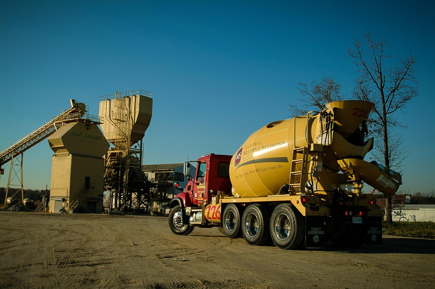 Waldorf Concrete Plant Chaney Enterprises 12475 Acton Ln