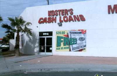Koster's Cash Loans