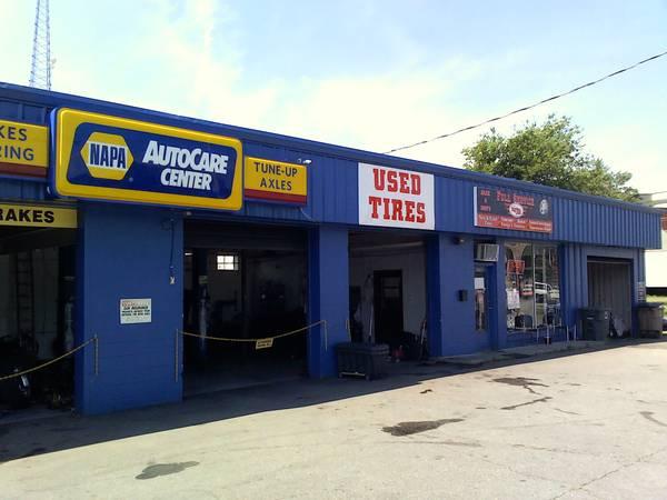 Used Tires Greensboro Nc >> Alex Jojo S Full Service Tire Auto 1733 W Gate City