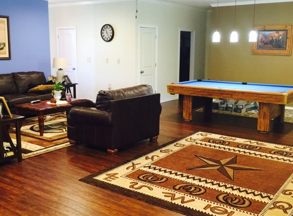 Handy Randy's Home Improvements - Lubbock, TX. Beautiful job guys, we love your work
