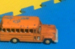 Tootsie Township Jr. High School Bus Scale $9.99