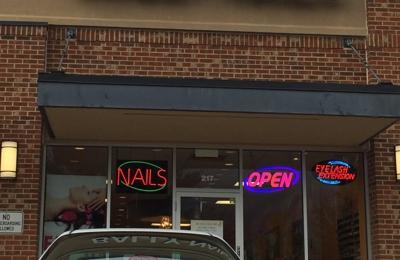 Bally Nails - Hiram, GA. Store front