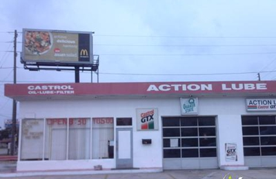 Action Lube Inc - Saint Petersburg, FL