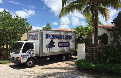 Sunset moving and storage group - Oakland Park, FL