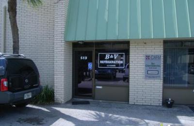 B & V Refrigeration Inc - Winter Park, FL